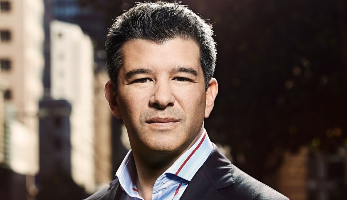 Travis Cordell Kalanick, insider at Uber Technologies