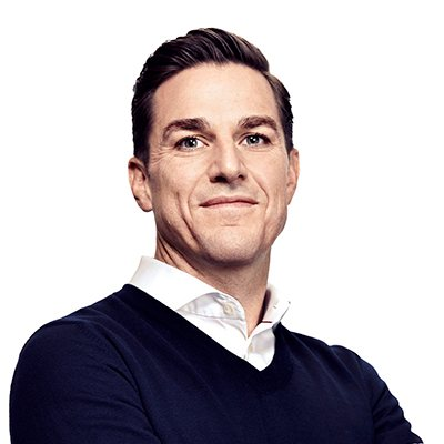 Andrew Wilson, insider at Electronic Arts