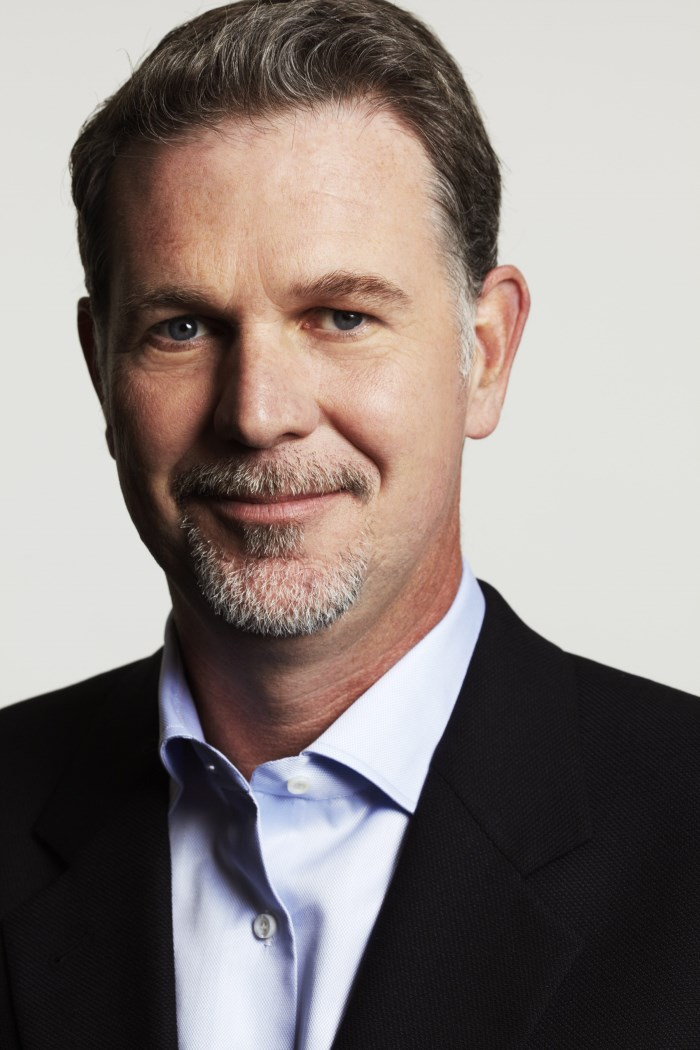 Reed  Hastings, insider at Netflix