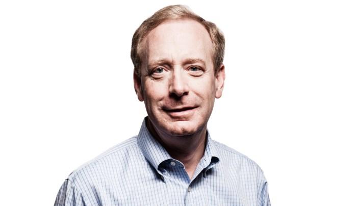 Bradford L. Smith, insider at Microsoft