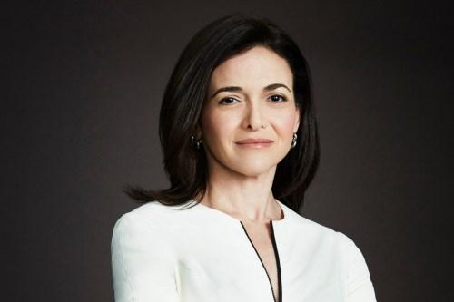 Sheryl K Sandberg, insider at Facebook