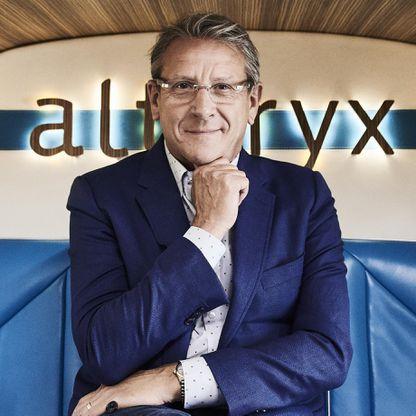 Dean  Stoecker, insider at Alteryx