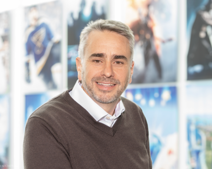 Chris Bruzzo, insider at Electronic Arts