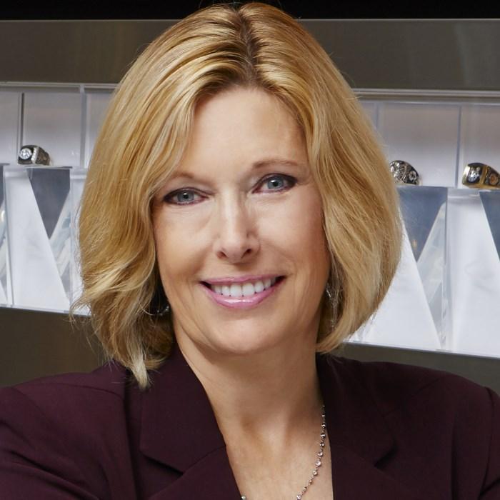 Dawn E. Hudson, insider at NVIDIA