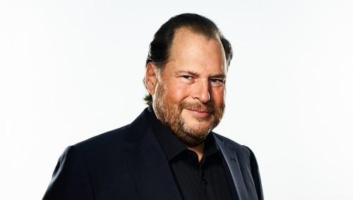 Marc R. Benioff, insider at salesforce.com
