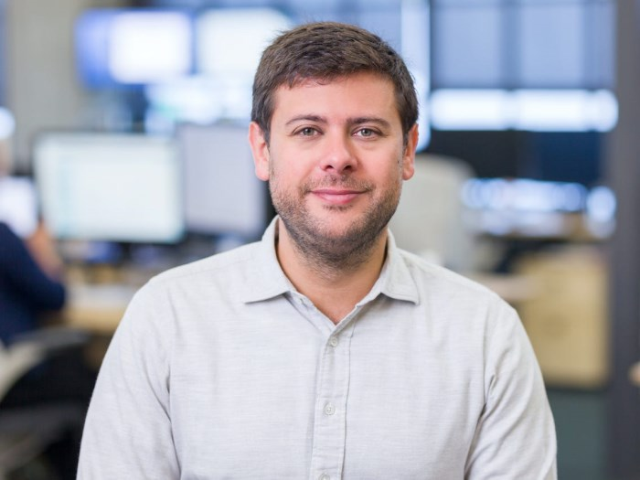 Eliot Horowitz, insider at MongoDB